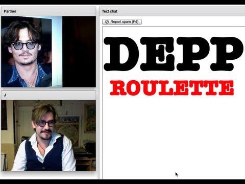 Johnny Depp Roulette Pt. 1