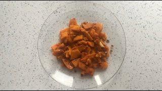 Запеченная тыква / Безглютеновые рецепты