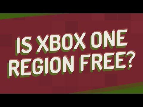 Is Xbox One Region Free?