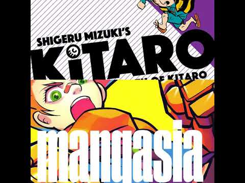Manga: Reviews of Five Kitaro Volumes and Mangasia: The Definitive Guide to Asian Comics