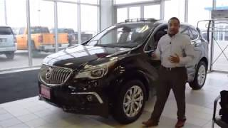 The New 2018 Buick Envision