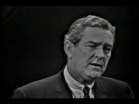 Gov. Connally discusses the JFK Assassination