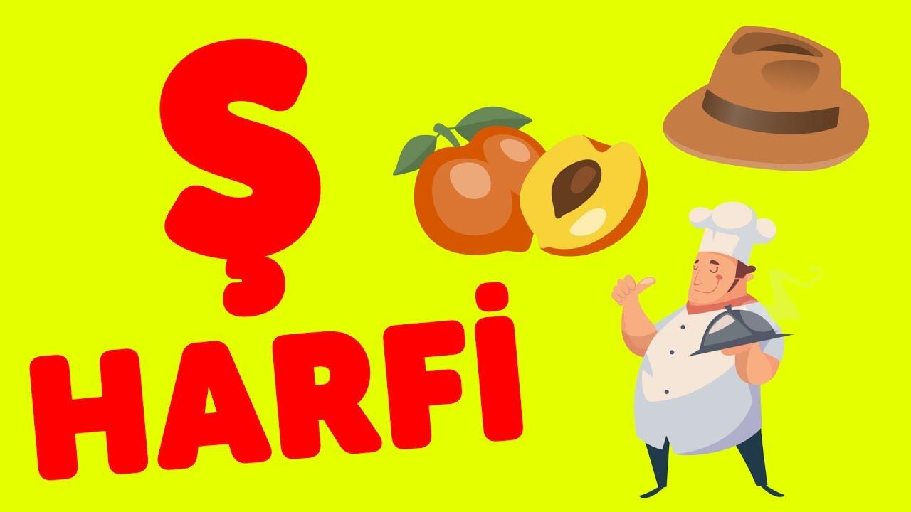 S Harfi Boyama Etkinlikleri