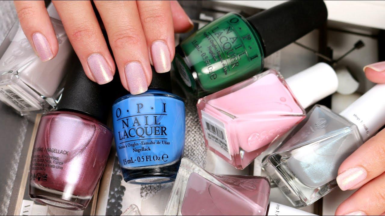 Маникюр 2014-2015. Модные цвета и дизайн ногтей осень-зима 2014 .