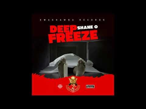 Shane O - Deep Freeze (Official Audio)
