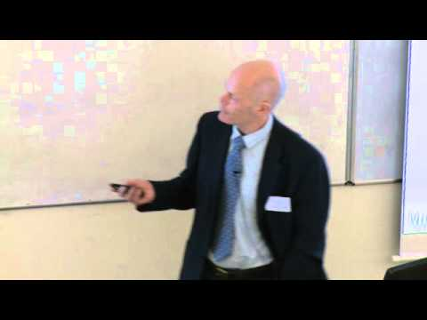 Professor Colin Hill: Microbe-Host-Foods: The Final Frontier of Food Safety