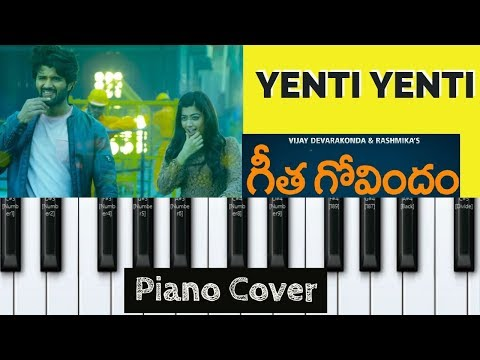 Yenti Yenti - Piano Cover (Including Classical Bits) | Geetha Govindam