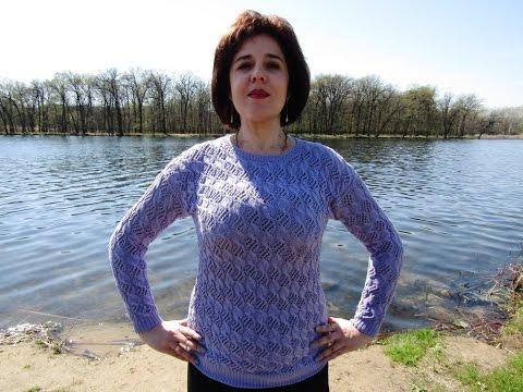 Вязание крючком для женщин весна-осень схемы кофты