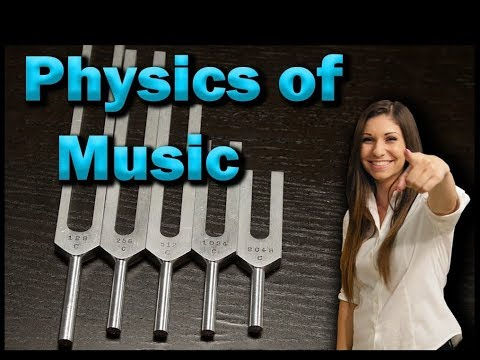 Physics of Music and Harmony - AAPT Films