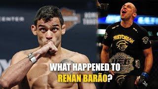 What HAPPENED to Renan Barão?