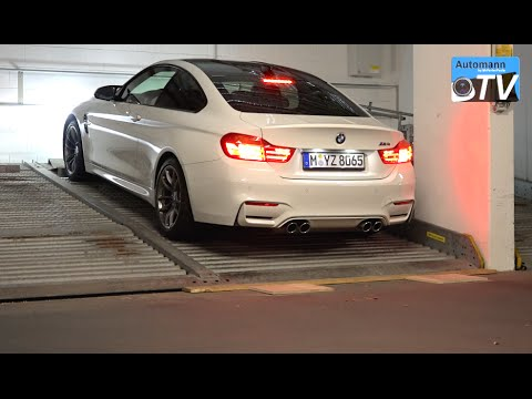 2015 BMW M4 Coupe (431hp) - Pure SOUND (1080p)