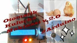 Arduino Kuluçka Makinası V.2.0