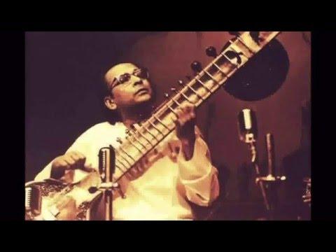 Nikhil Banerjee: Raga Desi: Karmatullah Khan: All India Radio Archival:Feb 28 1965 : 43:15