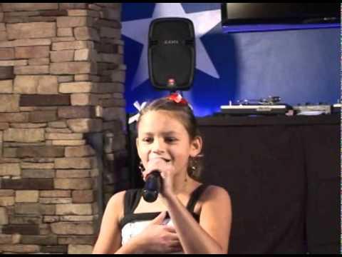 """Brooke Brown sings """" Stupid Cupid """"        ( 7/3/2011 )"""