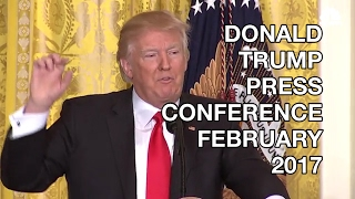 Baixar Donald Trump's Press Conference Highlights February 2017