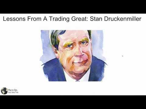 Lessons From A Trading Great: Stanley Druckenmiller