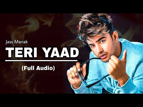 jass-manak---teri-yaad-|-punjabi-sad-music-type-beat-instrumental-2019-(prod.-tusshars)