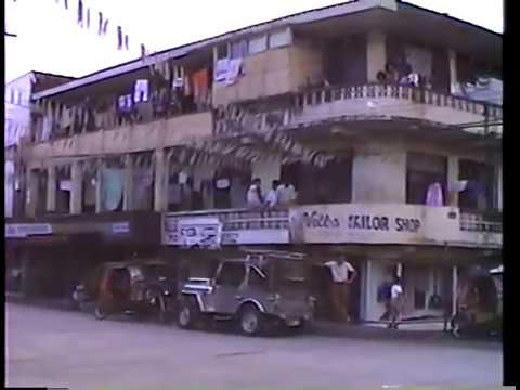 Olongapo City  Philippines 1989