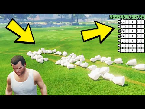 GTA 5 Money Glitches Story Mode Offline 100% Works *Unlimited Money Glitch* Very Easy!