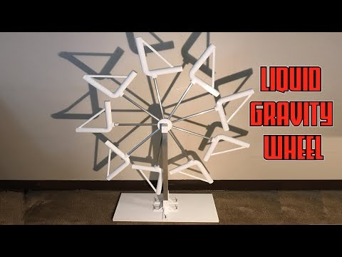 Liquid Gravity Wheel Part 01