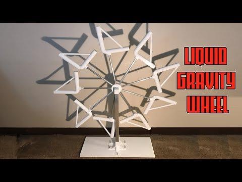 2cca76c968a Liquid Gravity Wheel Part 01 - Смотреть видео бесплатно онлайн
