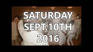 YMNC RADIO PRESENTS: THE LAST ALL WHITE PARTY OF THE YEAR SEPT.10TH 2016