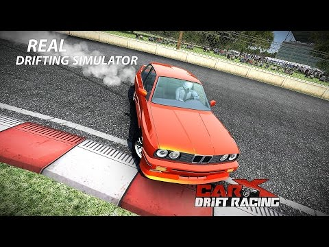 CarX Drift Racing. Самая Желанная Дрифт-Игра. Гонки Тачки Игры на Андроид 2016 HD