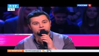 В эфир телеканала Россия ворвется шоу Один в оди