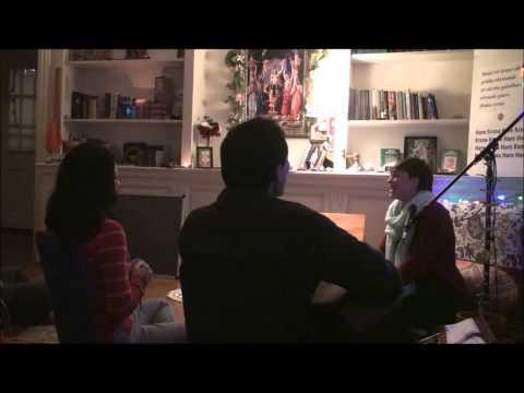 Keertan-Part 3 @ The Bhakti House, University of Virginia-Laura Smith