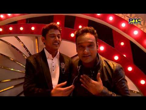 Feroz Khan & Master Saleem singing Unplugged   Unseen   Voice Of Punjab Season 7