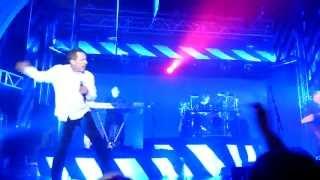 "OMD ""Metroland""  live at Haus Auensee, Leipzig, 2013-05-25"