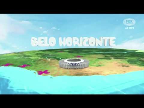 """Tema """"Belo Horizonte Épico"""" - Copa do mundo 2014 - FIFA"""