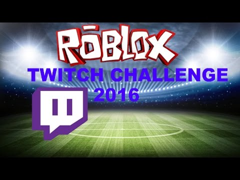 Roblox Event 2016 (Twitch Challenge!) - How to get the Golden Trophy Power Up (WINNERS!)