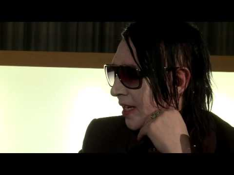 Marilyn Manson Interviewed By Kunsthalle Wien [2010] Part 2.