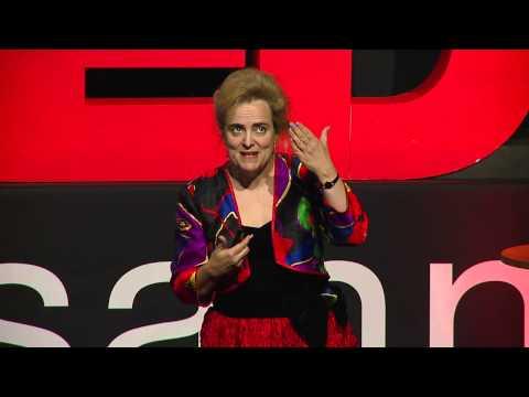 La synesthésie dans l'art : Patricia Zazzali-Brentini at TEDxLausanne
