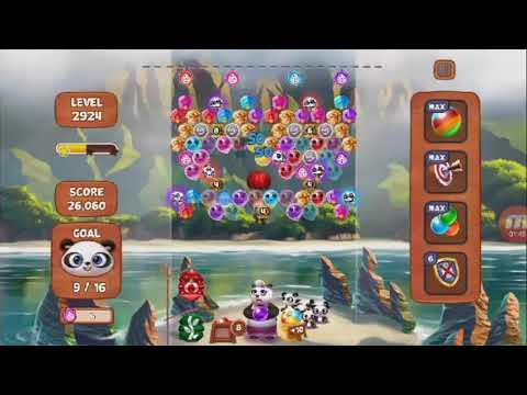 Panda Pop- Level 2924