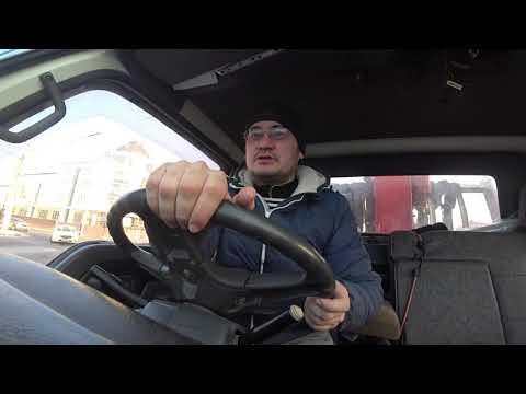 Работа на манипуляторе, Mazda Titan и чуть про мою автономку