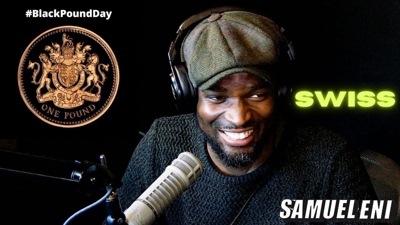 SWISS, TALKS THE GROWTH OF BLACK POUND DAY & MAKING IT A NATIONAL DAY, MUSIC, FATHERHOOD & M