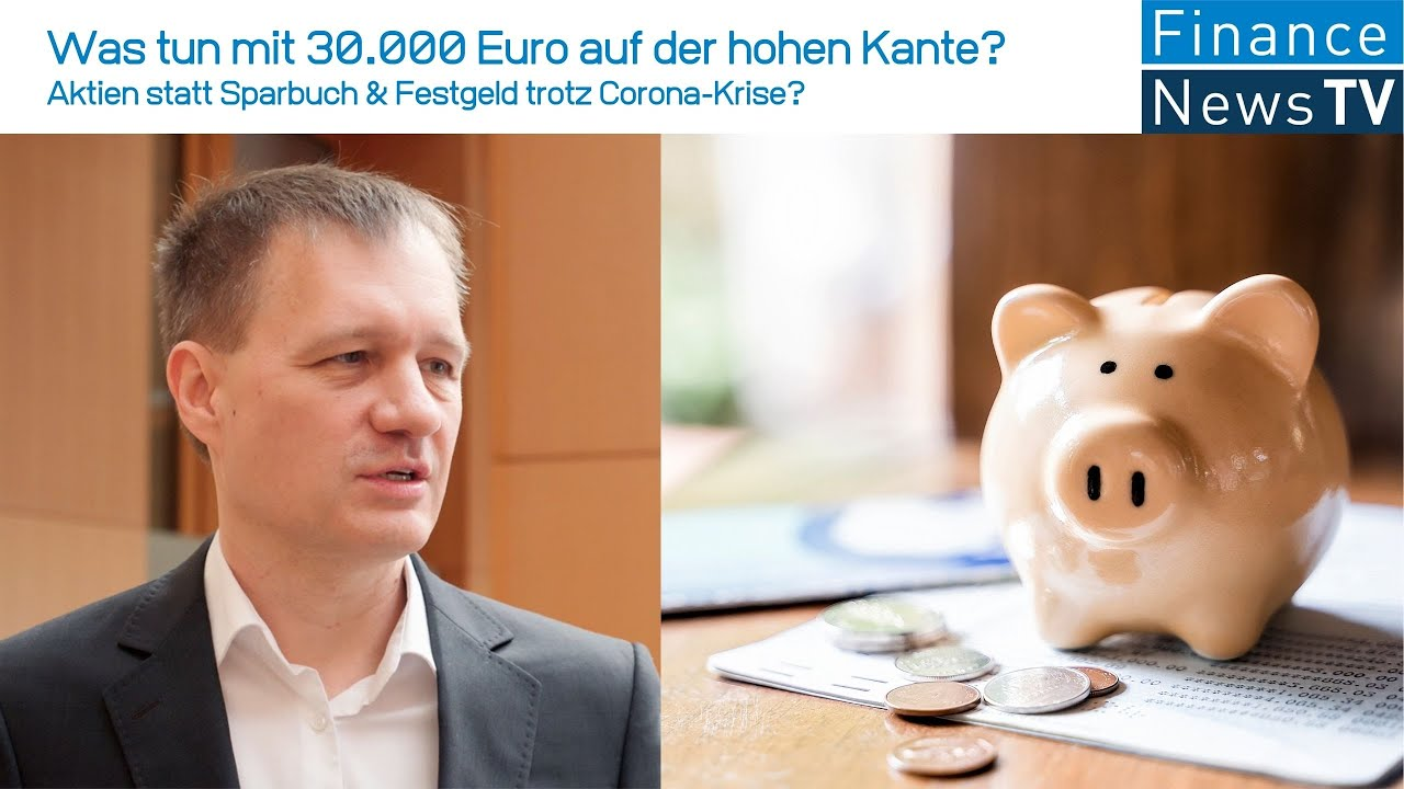 Was tun mit 25.25 Euro auf der hohen Kante   Aktien statt ...