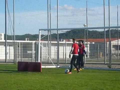 CASERTA MARTIAL gardien U 19 FC Martigues