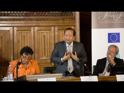 A Process of Discovery: Prem Rawat at the Houses of Parliament in London, United Kingdom