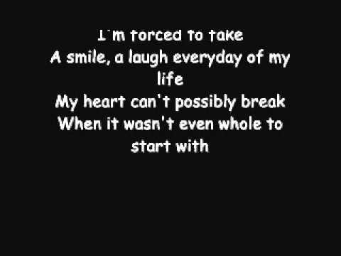 Kelly Clarkson - Because Of You Lyrics