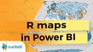 Zu viele Werte Fehler in Power BI? Erstellen Sie die Visualisierung mit R-maps