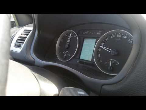 Skoda Fabia 1.6 16v AT Lpg   0-100 Km/h