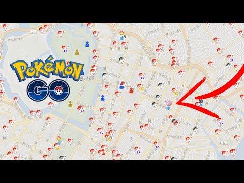 Pokémon GO - NEW SCANNER/MAP/RADAR/TRACKER **Working October 2019**