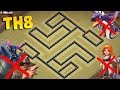 Gambar cover New TH8 War Base 2018 | Anti 3 Star + Replays Proof| Clash of Clans