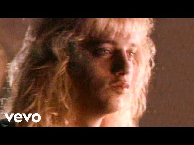 Warrant - Down Boys (Official Video)