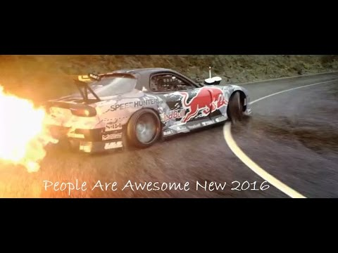 People Are Awesome And Amazing Skills new 2016