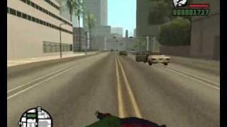 GTA San Andreas Ragdoll