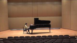 Mozart Sonata K. 570-3 モーツァルト ピアノソナタ K.570 第3楽章 小6 12year old